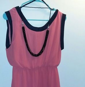 BNWT Sweet Storm Two-Tone Dress
